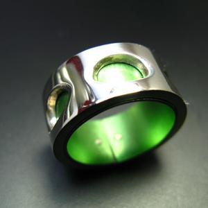 指輪 リング 送料無料 メンズ レディース シルバー アルミニュウム アクセサリー ハンドメイド アクセサリー Joy