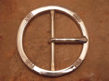 ベルト バックル メンズ 革 レザー シルバー 送料無料 ハンドメイド スターリングシルバー Amulet