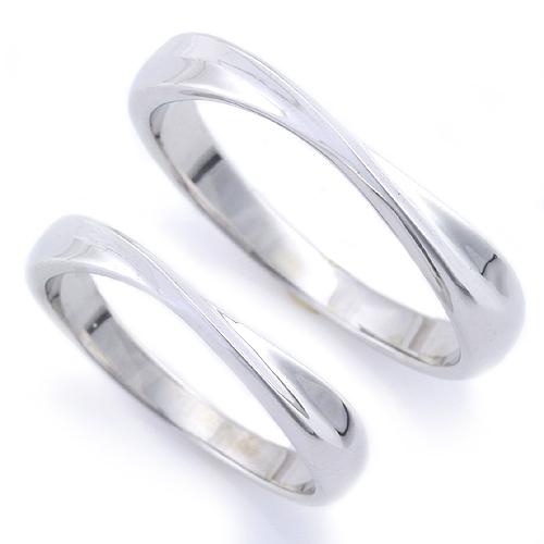 マリッジリング「クロスライン」【送料無料】ペア販売  Pt900 プラチナリング 結婚指輪 1本でもご購入いただけますので、お問い合わせください。