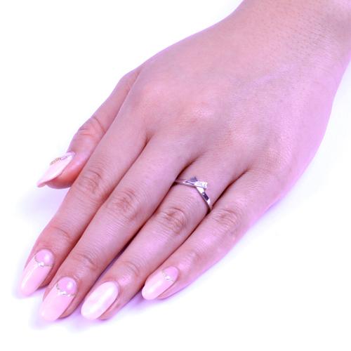 マリッジリング(結婚指輪)>リボンライン