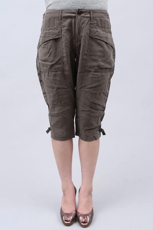 Three quarter military pants Johnbull -Women-(ジョンブル)