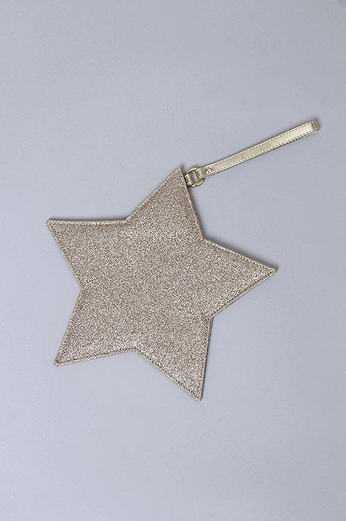 Star clutch (MA33EBG006) Muveil(ミュベール)