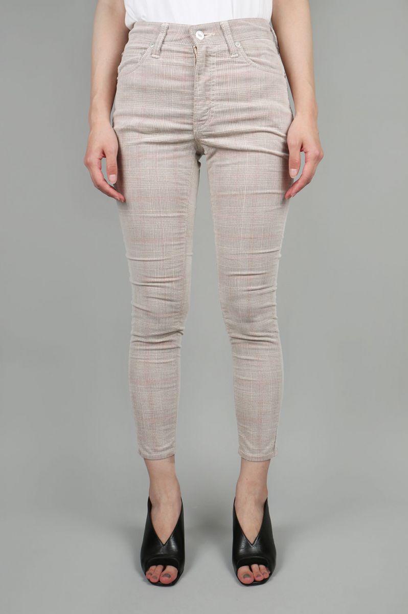 【40%OFF】VINTAGE 873 Corduroy skinny trousers (11014103) Sea(シー)