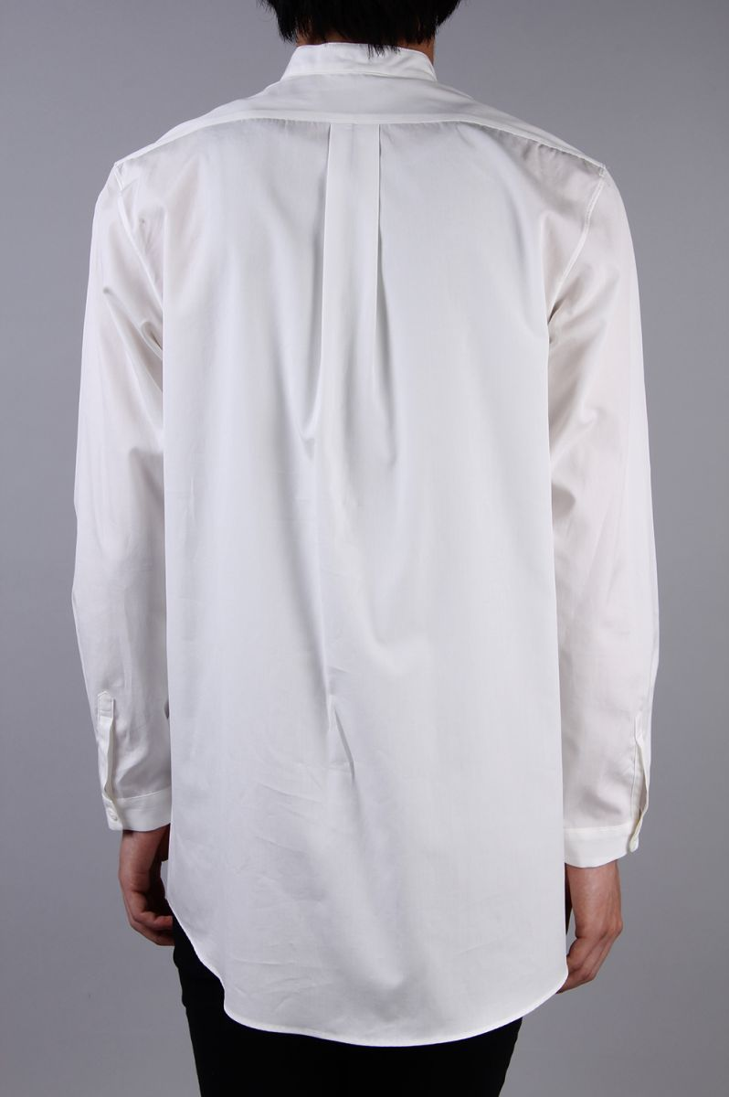 Deepinsideincore Stand Up Collar Shirt Dwnoa035 Digawel Men