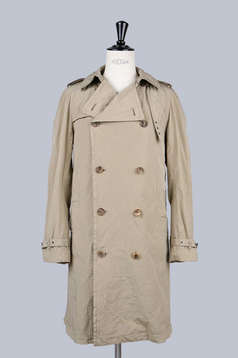 全日本送料無料 Garment (5115-73536) Dyed Trench Trench Coat (5115-73536) Scye Garment Basics -Men-(サイ・ベーシックス):Deepinsideinc.Store, 斐川町:b0603efe --- nagari.or.id