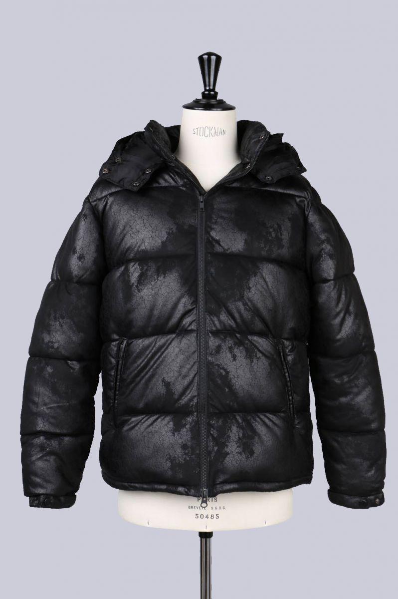"""Black Cow"" Inner Cotton Jacket(1520612) Applebum(アップルバム)"
