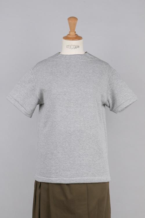 ヴィンテージ吊り裏毛変形クルーネックスウェットシャツ(5216-21856) SCYE BASICS -Women-(サイ・ベーシックス)