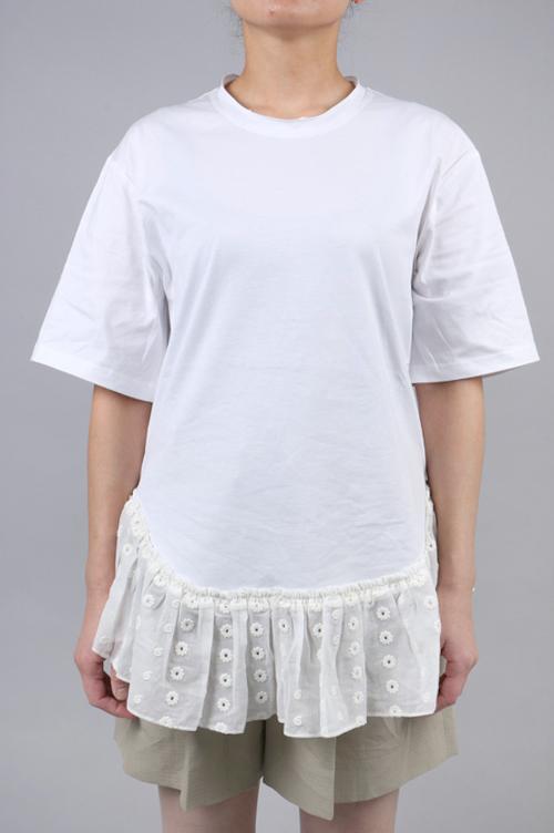 White jersey(16SJH08) Chloe(クロエ)