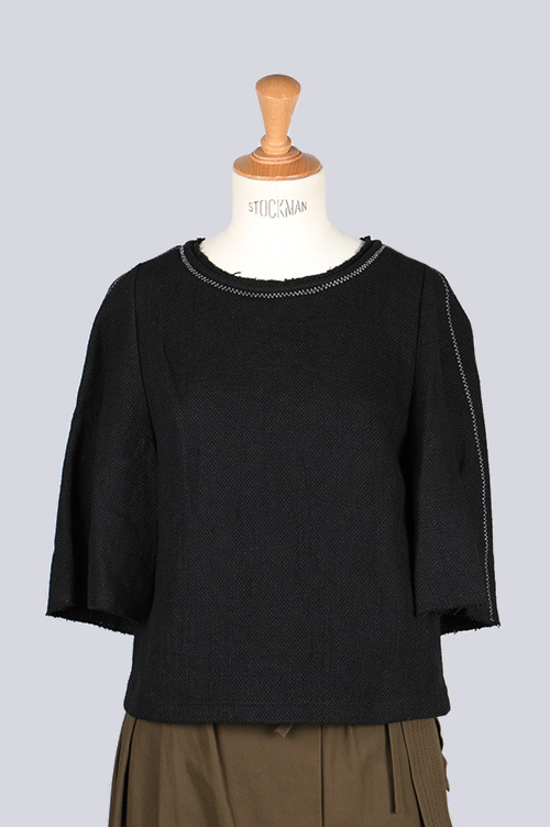 short sleeved flare sleeve top(S161-2121LBP) 3.1Phillip Lim(フィリップ・リム)