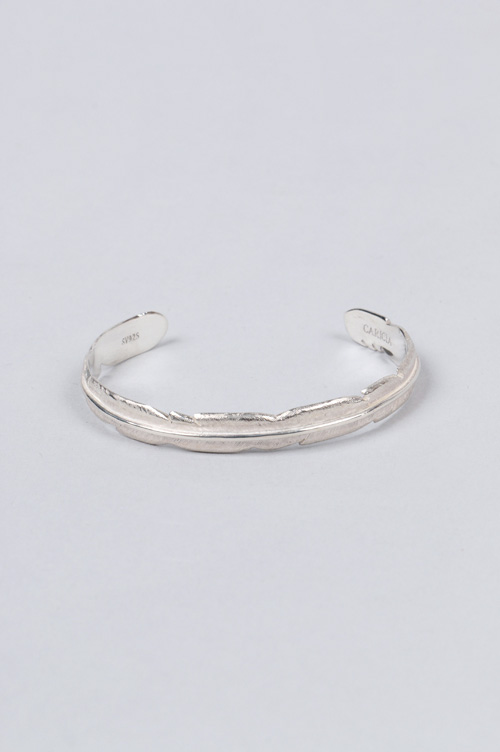 【40%OFF】FeatherBangle S(CB-002) Caricia(カリシア)