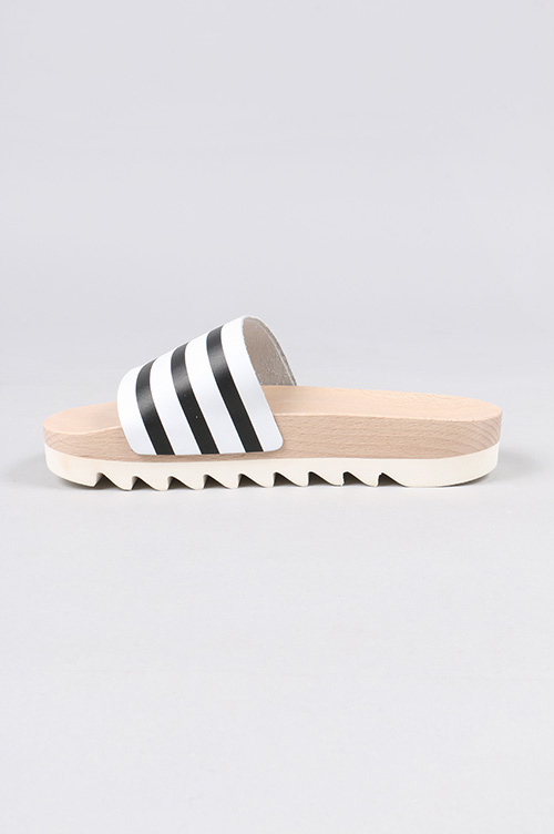 ADILETTE WOOD W (S79365 ) adidas Originals -Women-(アディダス・オリジナルス)