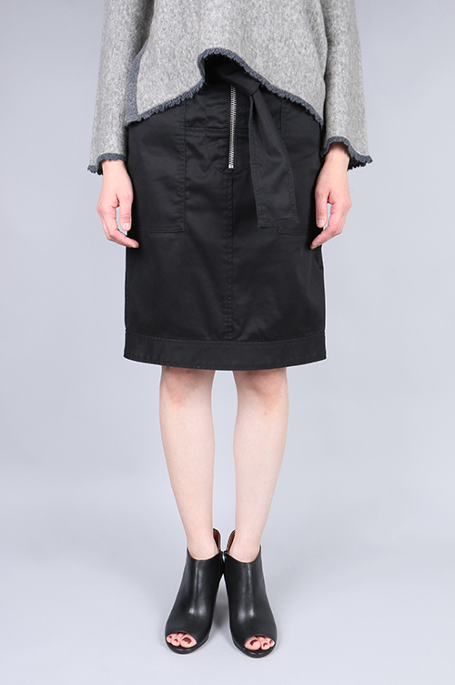 【40%OFF】BELTED UTILITY SKIRT WITH RIB WAISTBAND(P161-3609TOW) 3.1Phillip Lim(フィリップ・リム)