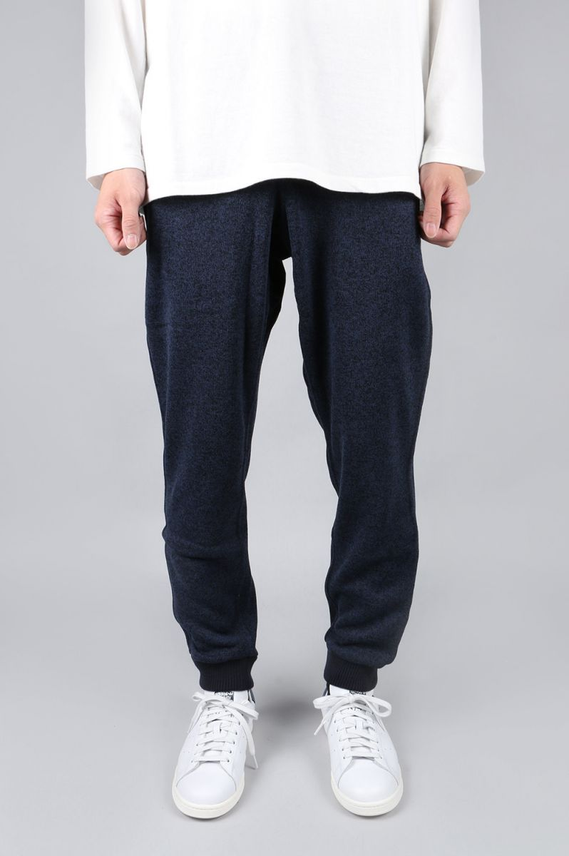 FLEECE NARROW RIB PANTS (GMP-16F018) GRAMICCI(グラミチ)