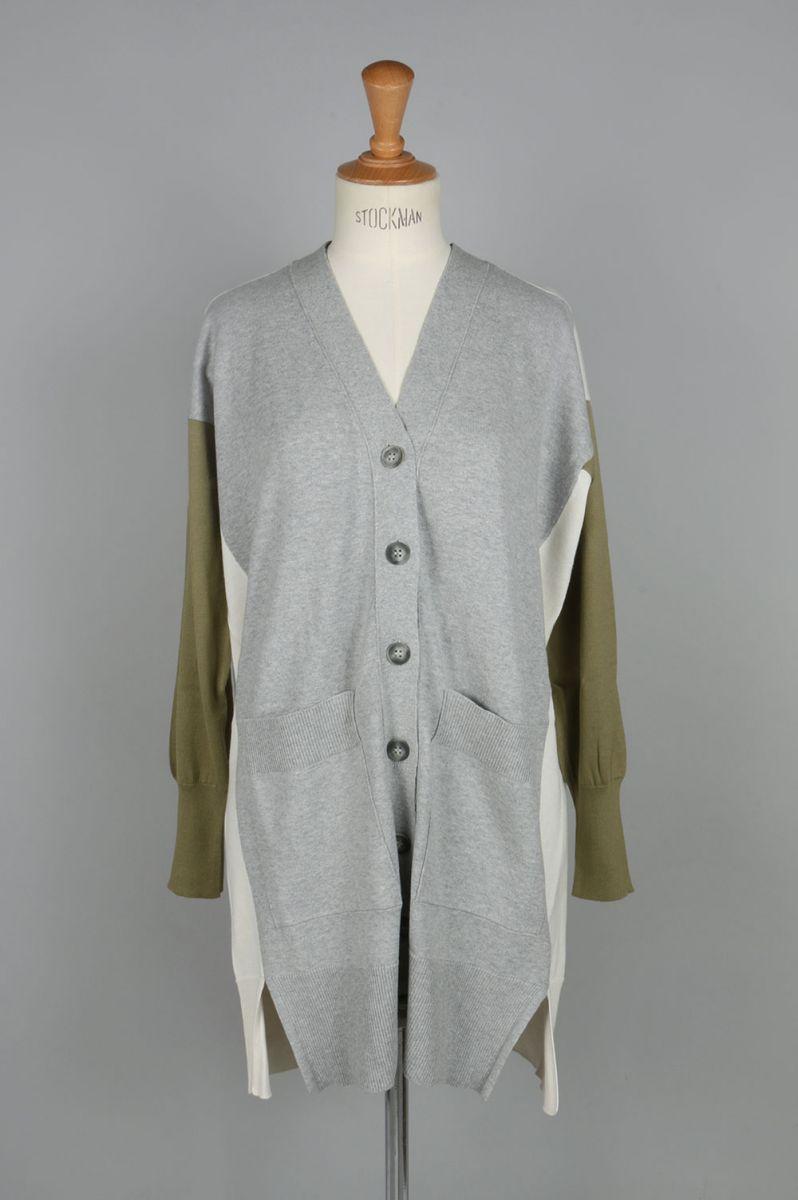 Knit Cardigan (S52HA0077) MM6 Maison Margiela(エム・エム・シックス・メゾン・マルジェラ)