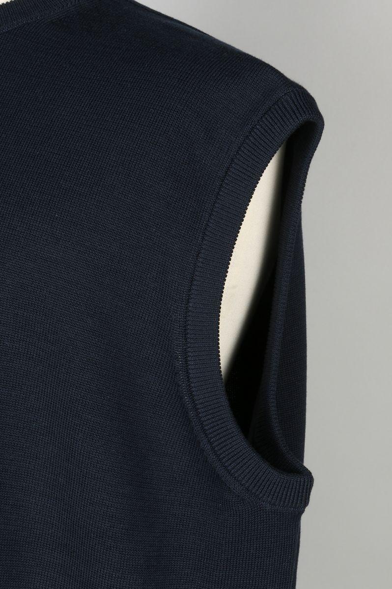 Suvin Vest(GM17-S-203)Graphpaper-Men-(图表纸)