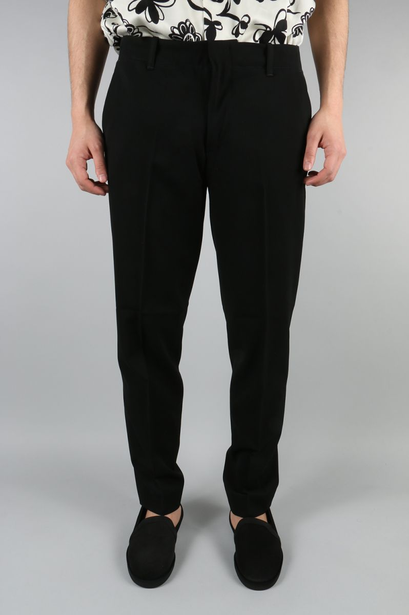 LACE UP SLACKS (UW0579) UNUSED -Men-(안유즈드)