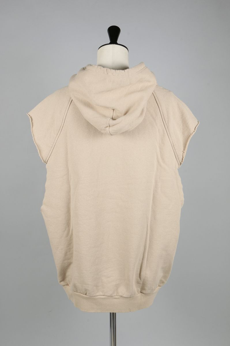 SLEEVELESS SWEAT HOODIE(US1241)UNUSED-Men-(anyuzudo)