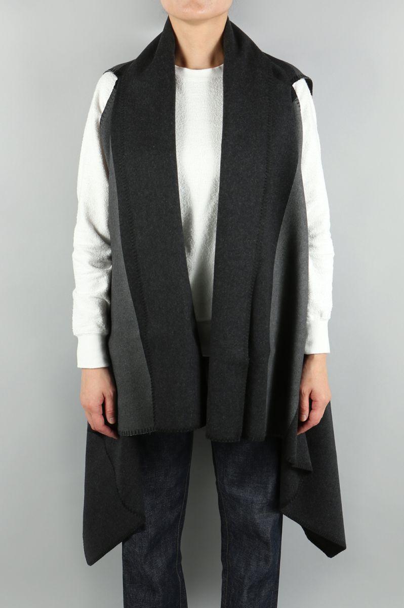 Felt Wool Coat(S52FB0019) MM6 Maison Margiela(エム・エム・シックス・メゾン・マルジェラ)