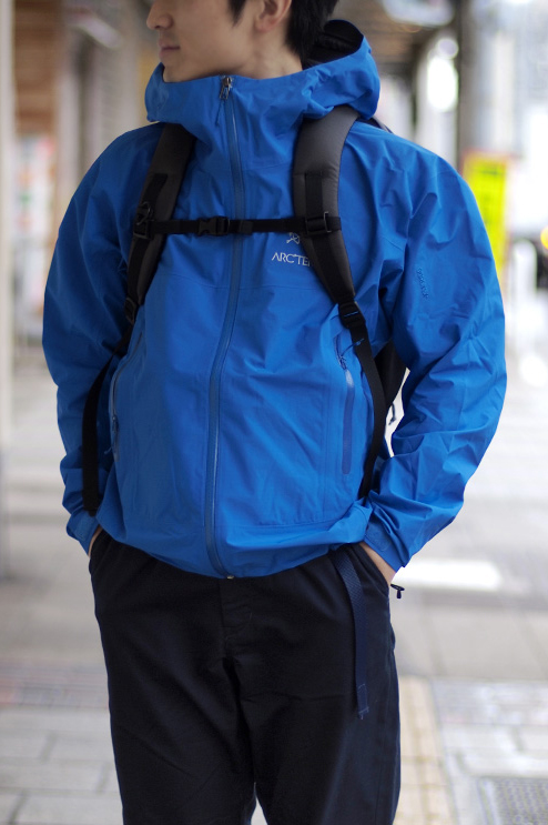 BETA SL JACKET MENS - RIGEL (10968) Arc'teryx(アークテリクス)
