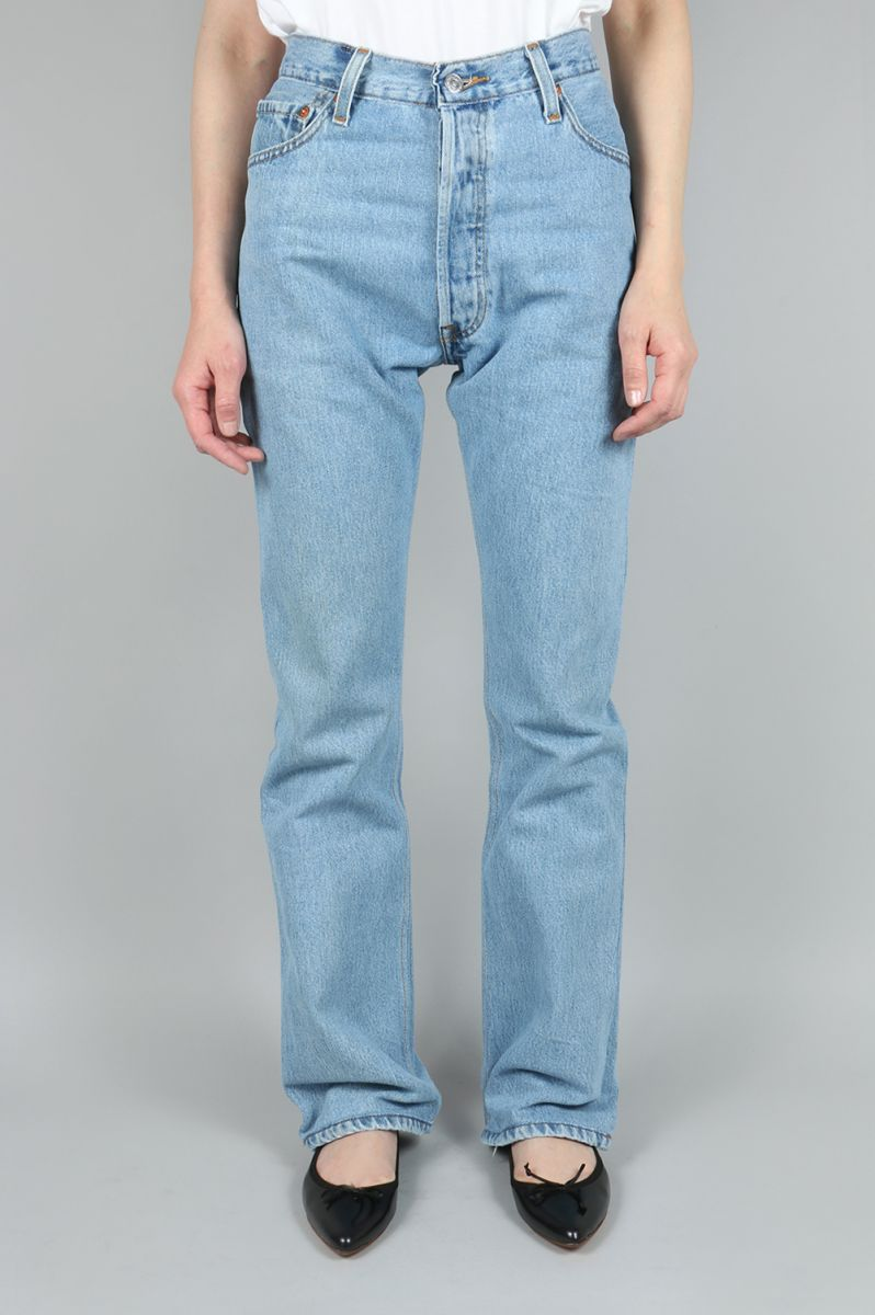 HIGH RISE BOOT CUT (1034BT) 25size-1 RE/DONE -Women-(リダン)