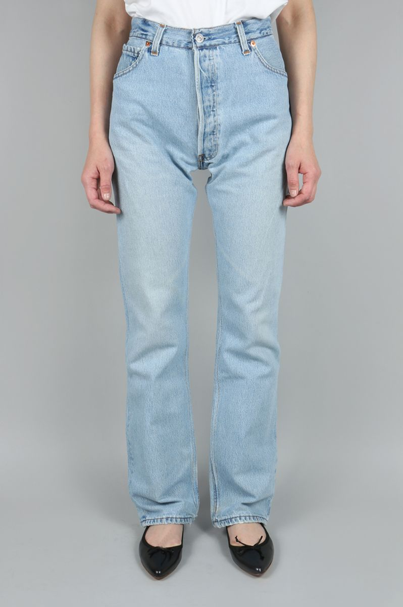 HIGH RISE BOOT CUT (1034BT) 25size-2 RE/DONE -Women-(リダン)