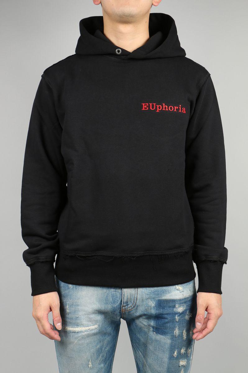 Euphoria Fitted Hoodie (FW17-103) MISBHV(ミスビヘイヴ)