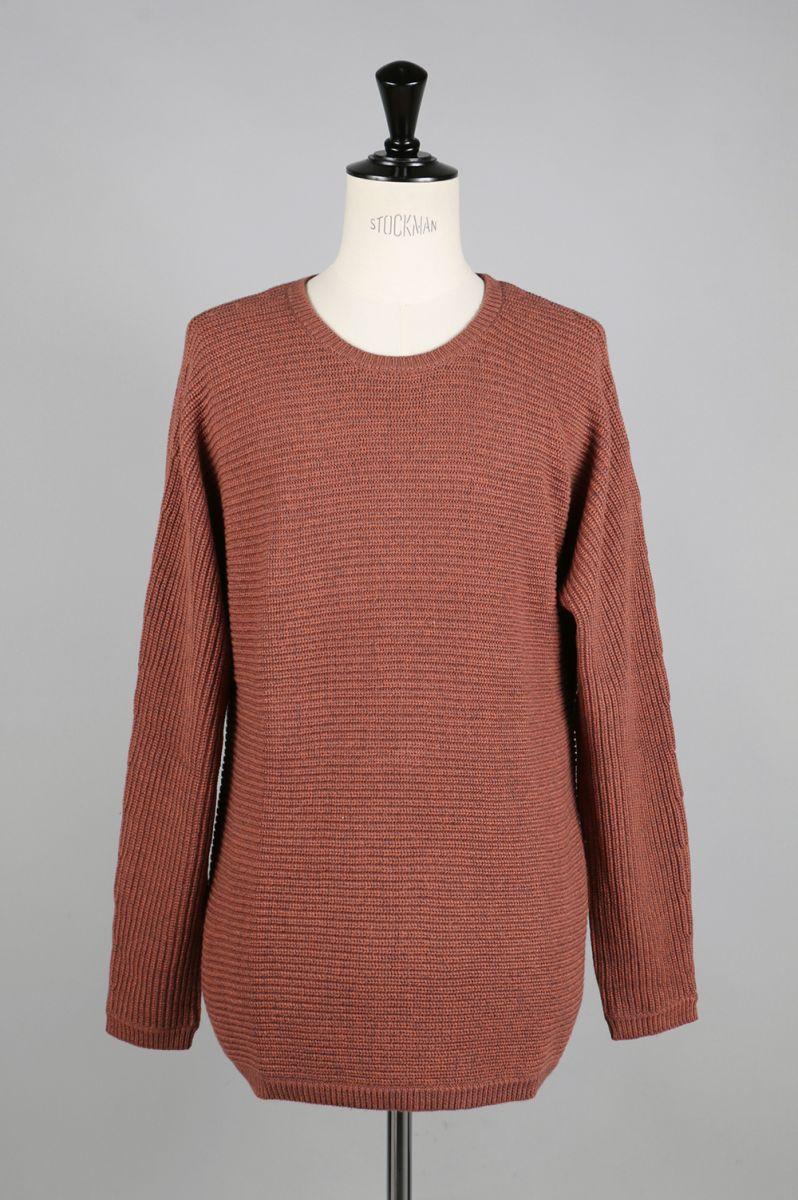 【50%OFF】Everyday Horizontal Sweater - BRONZE SATURDAYS NYC(サタデーズ・ニューヨークシティ)