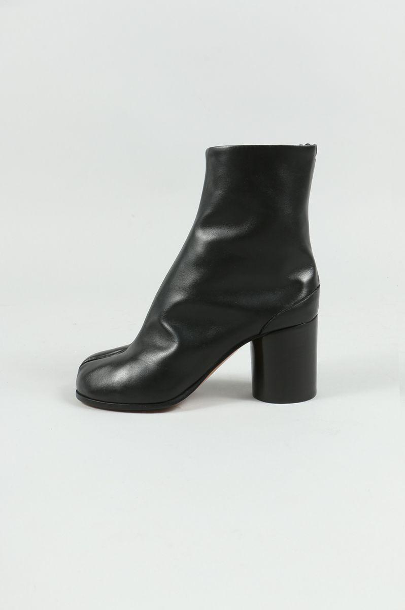 Tabi Ankle Boots-BLACK-(S58WU0136) Maison Margiela -Women-(メゾン・マルジェラ)