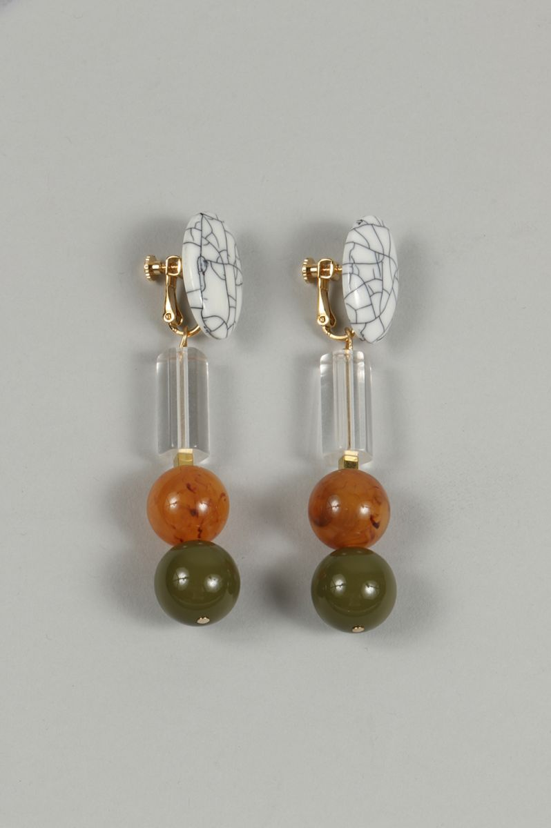 【43%OFF】Earrings -129 St,Cat(エスティキャット)