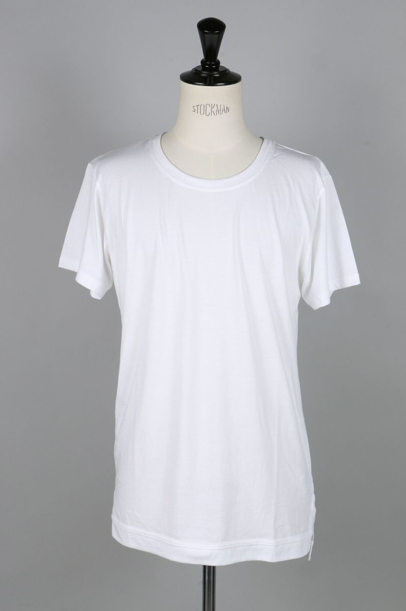 MERCER TEE SUPIMA - WHITE (2620900093) John Elliott(ジョン・エリオット)