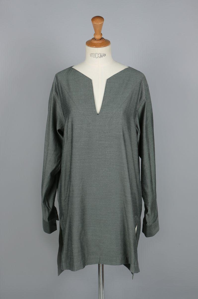 C/R/S Pullover Shirt (C07ST03) CITY(シティ)