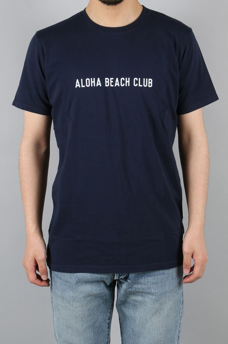 UNION TEE - NAVY (TS0021) ALOHA BEACH CLUB(アロハ・ビーチ・クラブ)