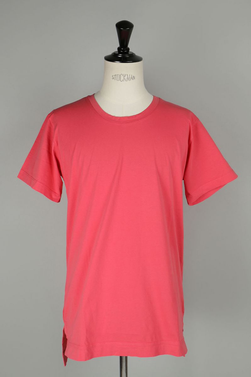 【40%OFF】MERCER TEE COTTON- RED (2720900016) John Elliott(ジョン・エリオット)