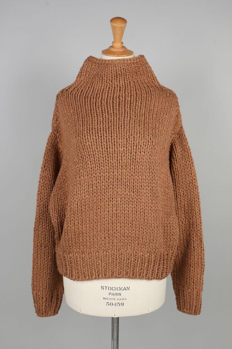 衝撃特価 Lowgauge Highneck Highneck Knit-BROWN-(11720541) TODAYFUL(トゥデイフル), SPEED AUTO PARTS:85b4a59d --- edu.ms.ac.th