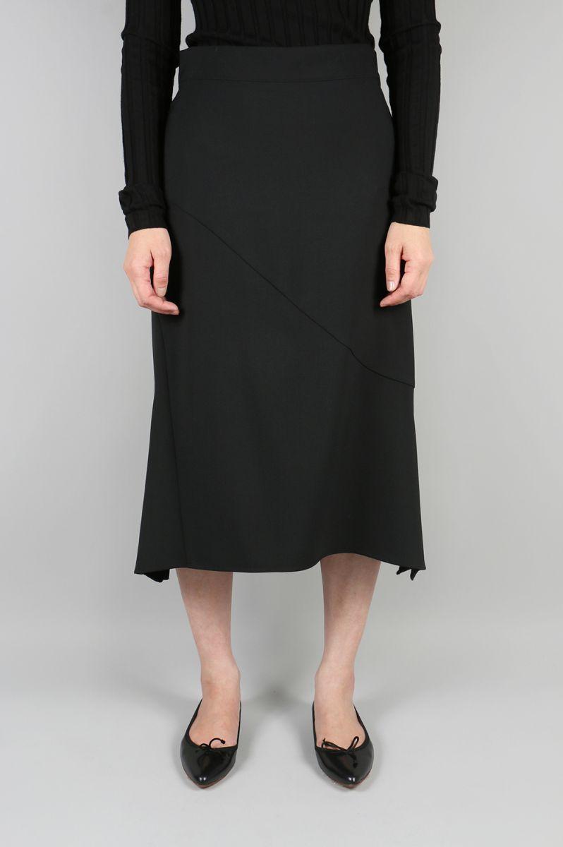 【50%OFF】Side Pleat 2-Way Skirt (1708F03002) Florent(フローレント)