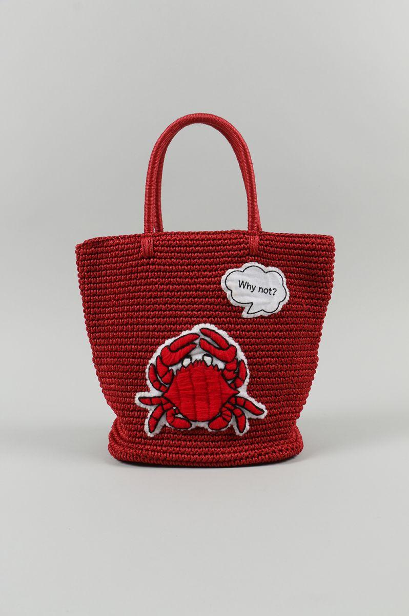 CORD BAG-RED(LD-1803)(R) Ludlow(ラドロー)