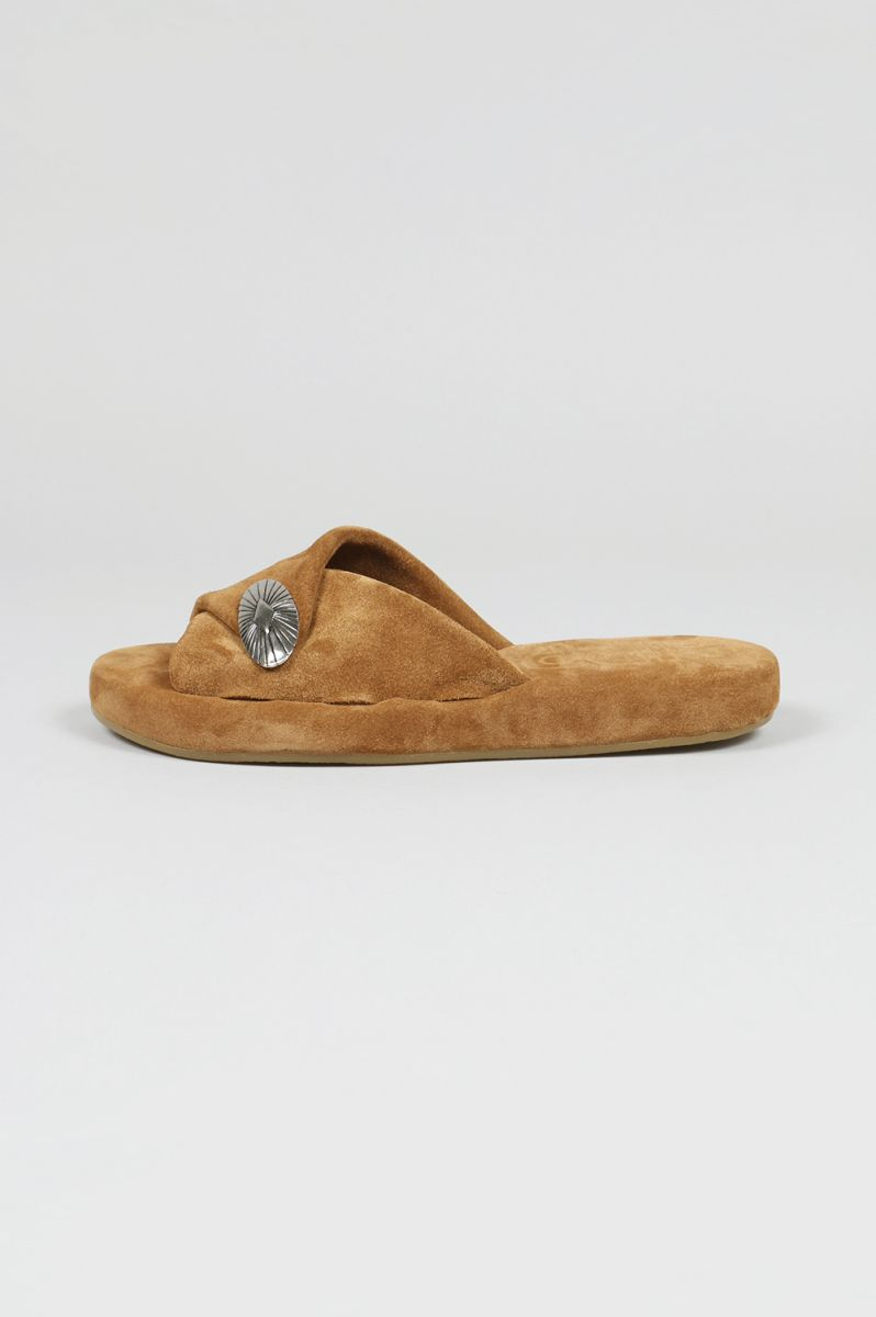 Cushion sole Concho Sandal (PP18S-PONCHO26) Pippichic(ピッピシック)