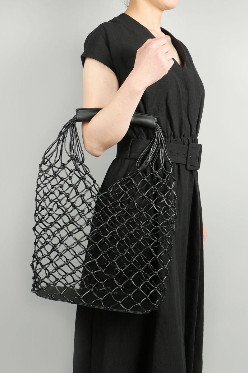 Mesh bag(111818142) Sea(シー)