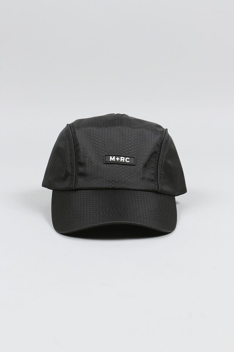 DIAMOND FIVE PANEL BLACK HAT M+RC Noir(マルシェ・ノア)