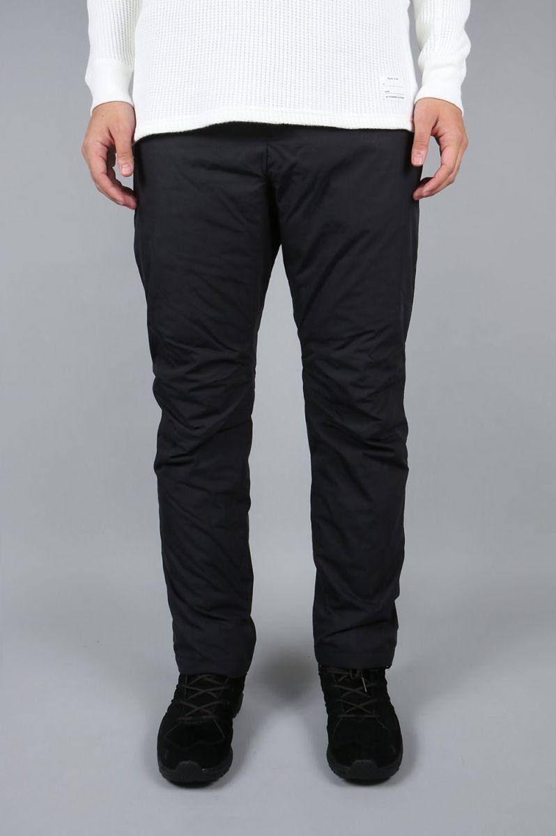 ワイルドシングス メンズ ジェリドラインパンツ GELID LINE PANTS ブラック【正規取扱店】