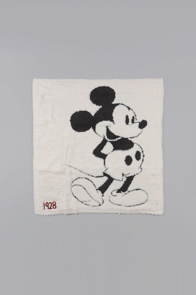 MickeyMouse BabyBlanket(9940100067) Barefoot Dreams -Women-(ベアフット・ドリームス)