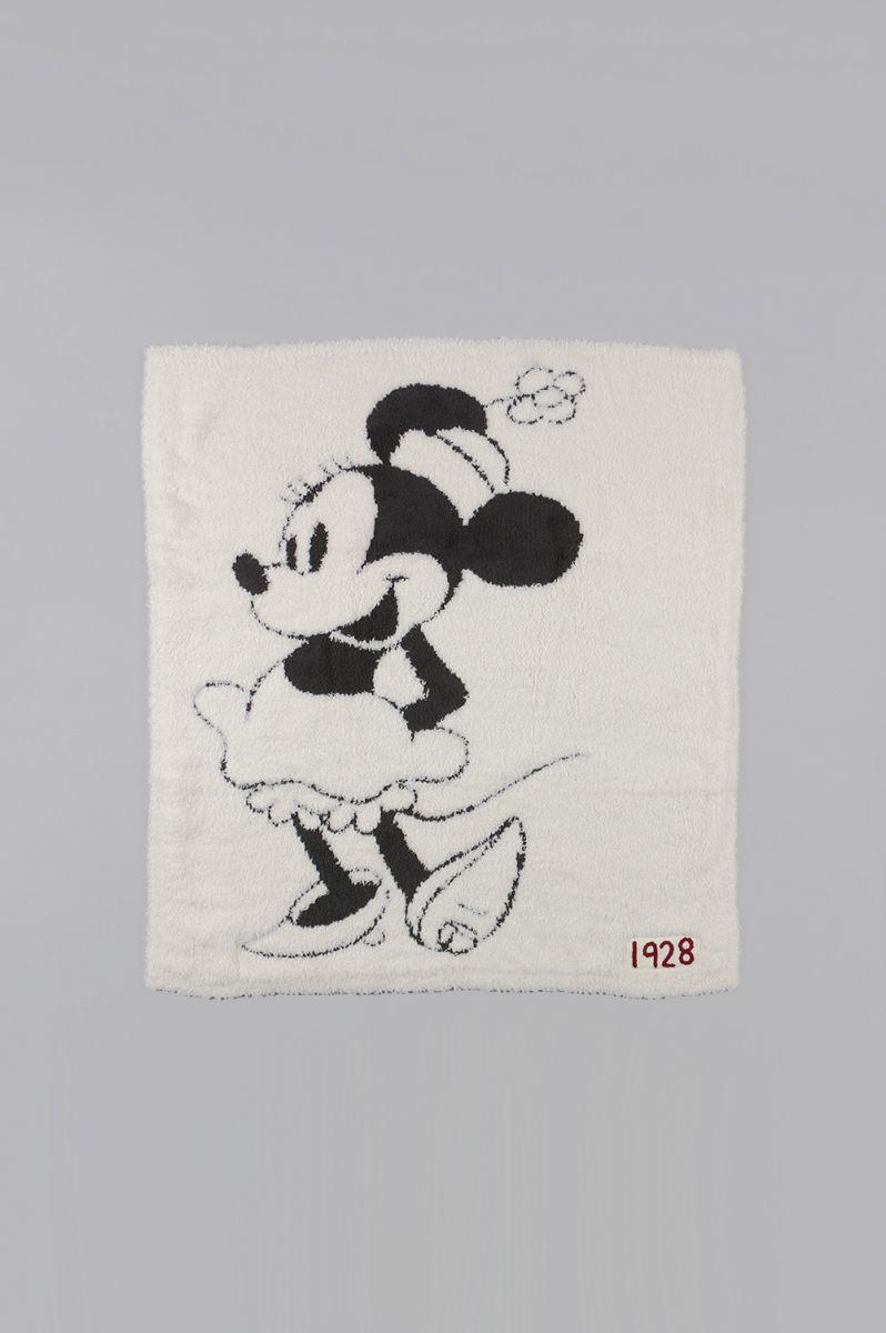 MinnieMouse BabyBlanket(9940100068) Barefoot Dreams -Women-(ベアフット・ドリームス)