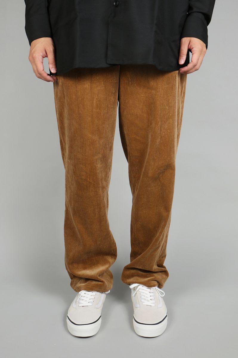 CORDUROY SLIM PANTS (DWROB022) Digawel -Men-(ディガウェル)