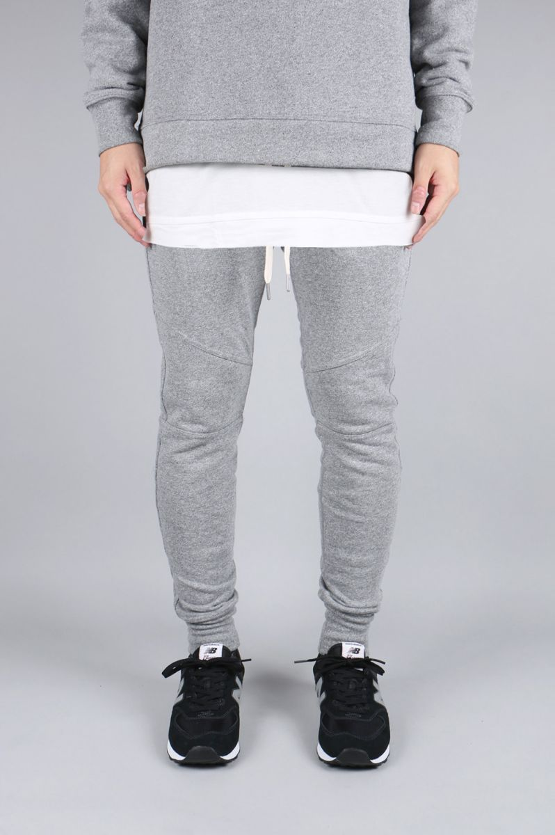 ESCOBAR SWEATPANTS - DARK GREY (2820600039) John Elliott(ジョン・エリオット)