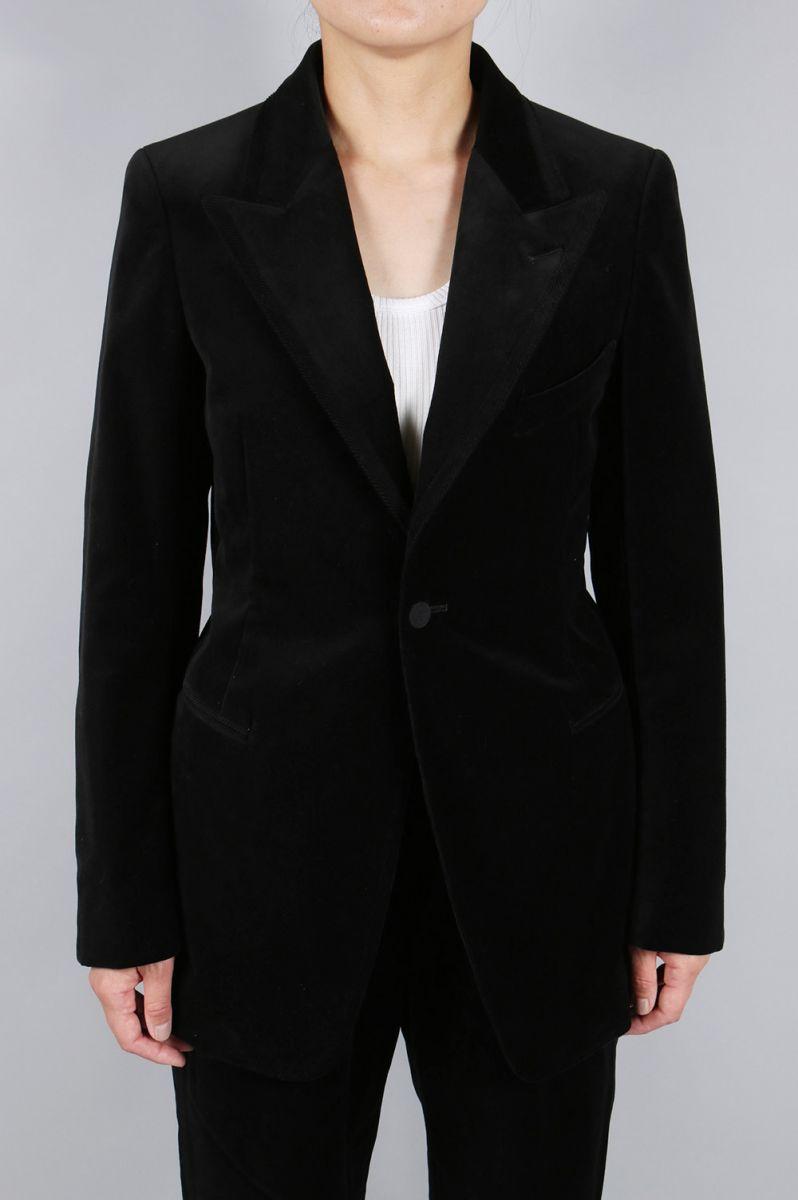 【40%OFF】Velvet Jacket Jun Mikami(ジュン・ミカミ)