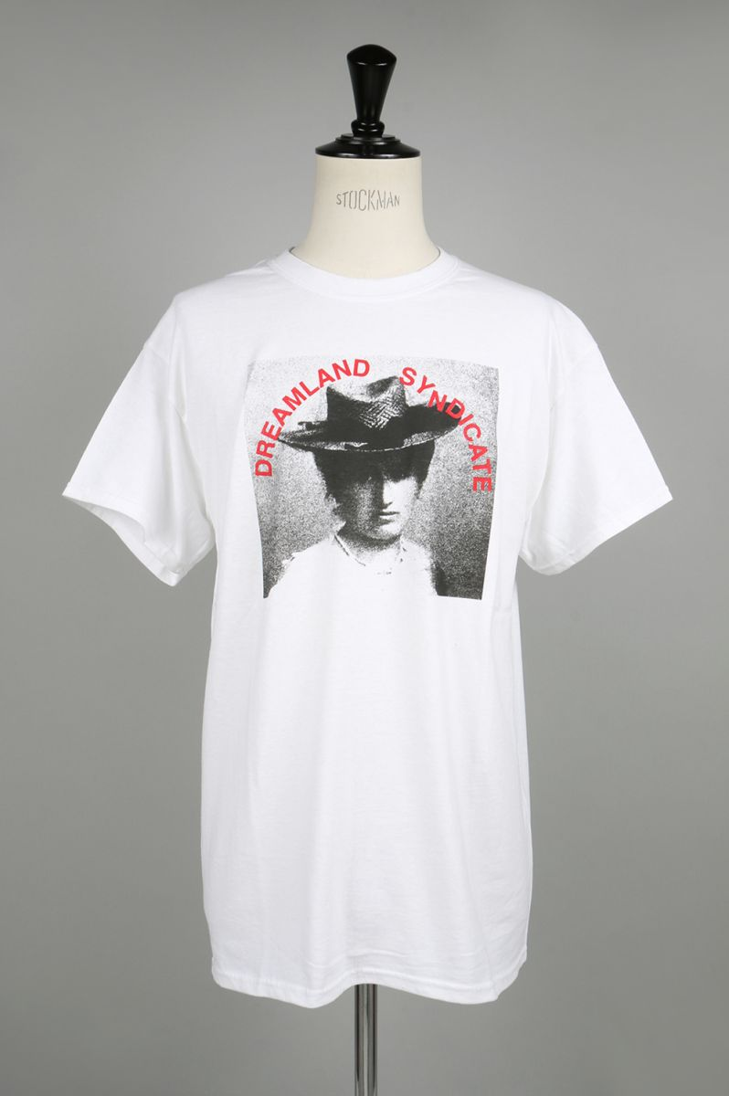 【30%OFF】Rosa T-Shirt / White Dreamland Syndicate(ドリームランド・シンジケート)