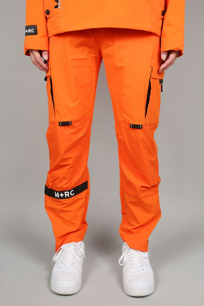 TACTICAL PANT ORANGE M+RC Noir(マルシェ・ノア)