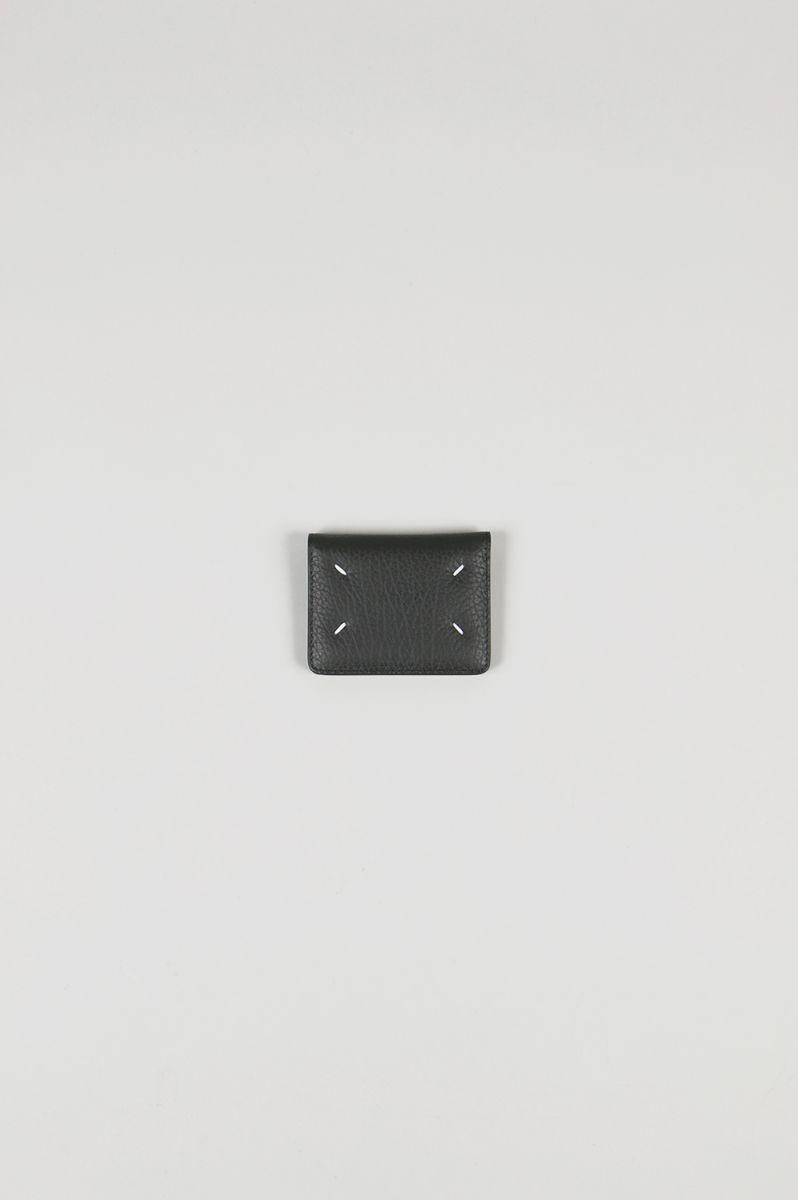 【10%OFF】Card Case with Key ring -Balck (S56U0128) Maison Margiela -Women-(メゾン・マルジェラ)