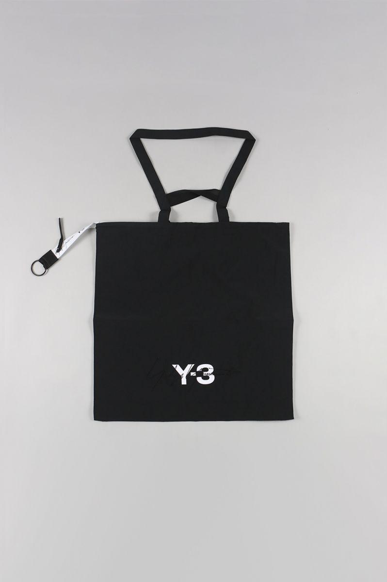 Y-3 TOTE / BLACK (DY0524-ACCS19) Y-3 -Men-(ワイ・スリー)