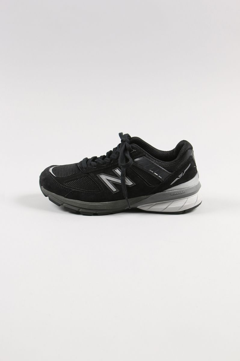 W990 -BLACK New Balance -Women-(ニュー・バランス)